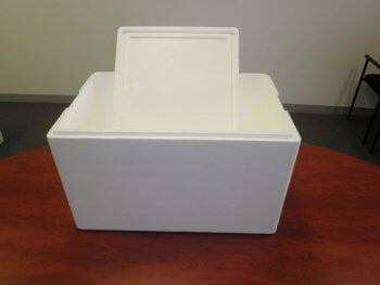 Large Ice Box – A54