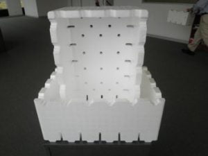Cross Stack Corn Box – A02