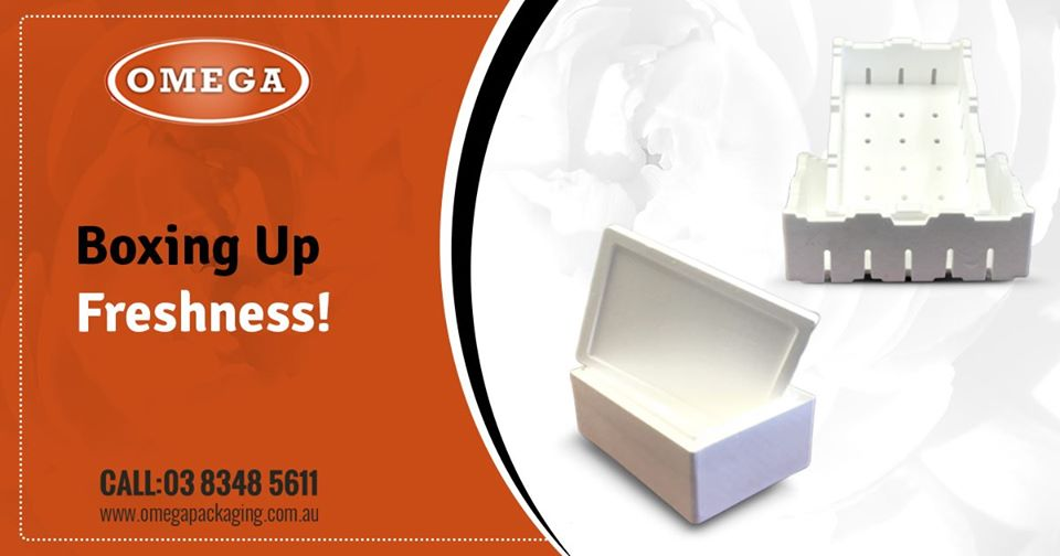 EPS Boxes offer Ultimate Packaging Solution for Food Prep Companies
